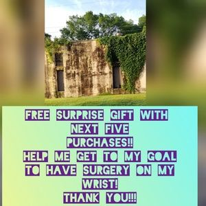 Free surprise gifts!